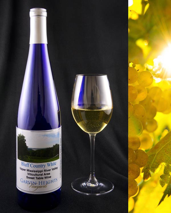 Bluff County White Wine