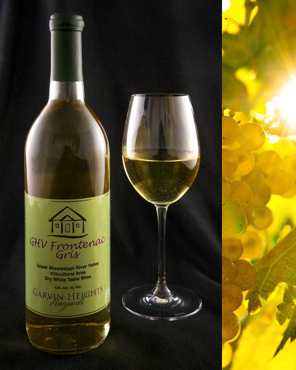 GHV Frontenac Gris Dry White Wine