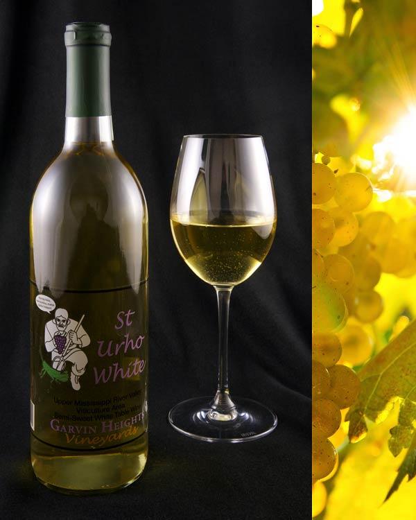 St. Urho White Wine