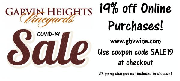 Sale 19% off online wine